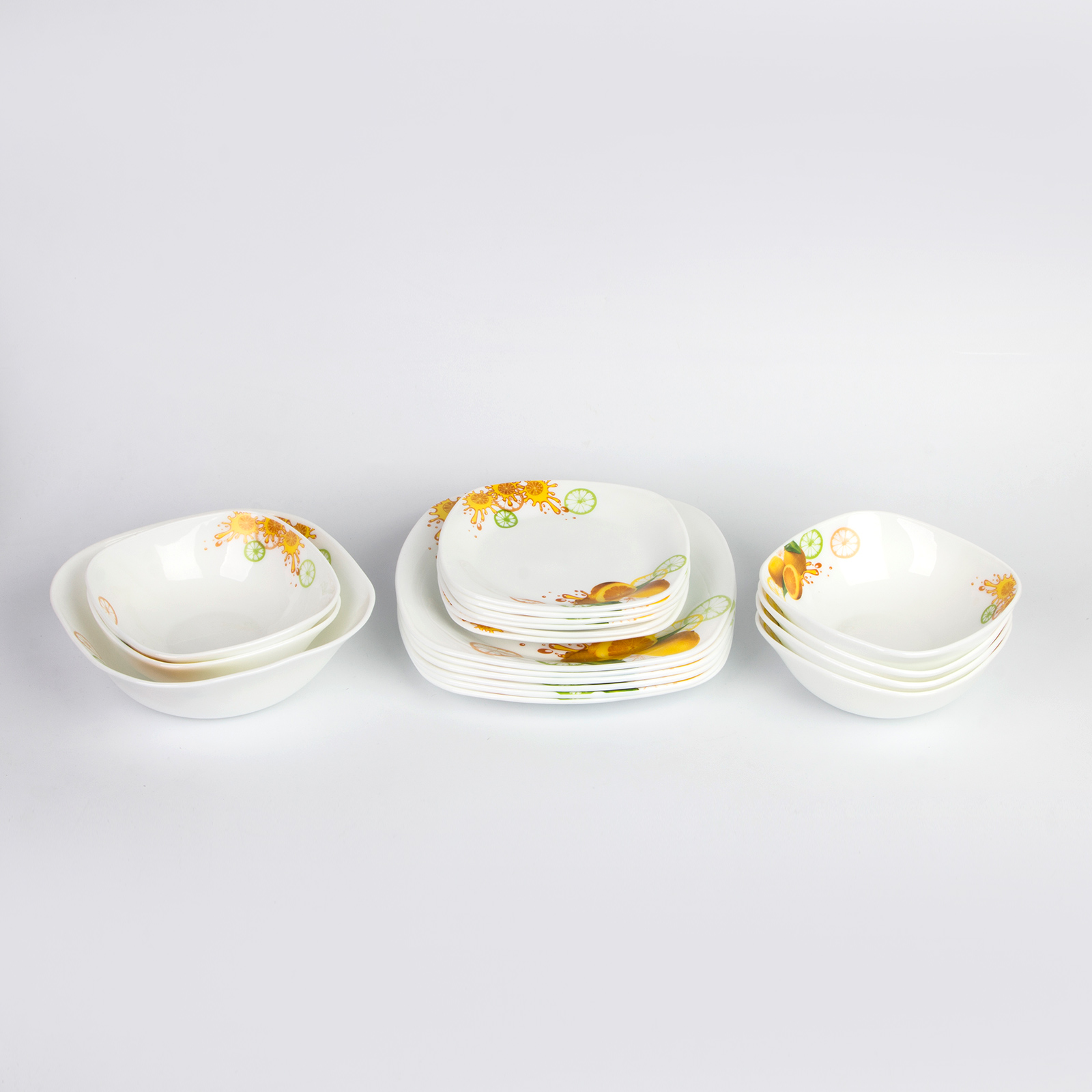 Набор посуды «Цитрусовое настроение»