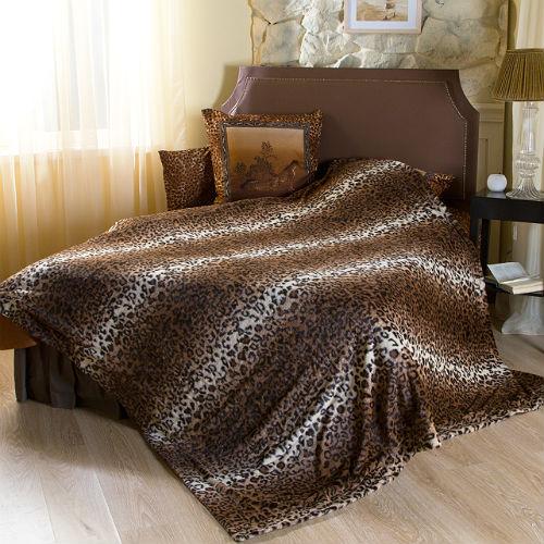Покрывало «Леопард»