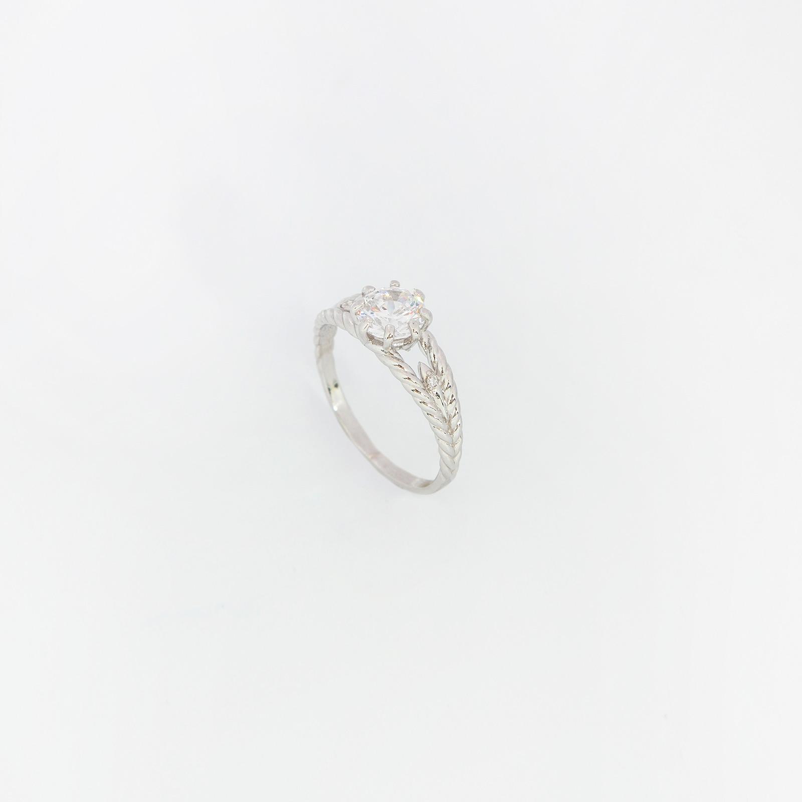 Серебряное кольцо «Венеция»