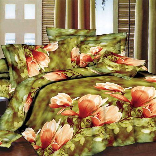 Комплект постельного белья «Цветочная симфония»