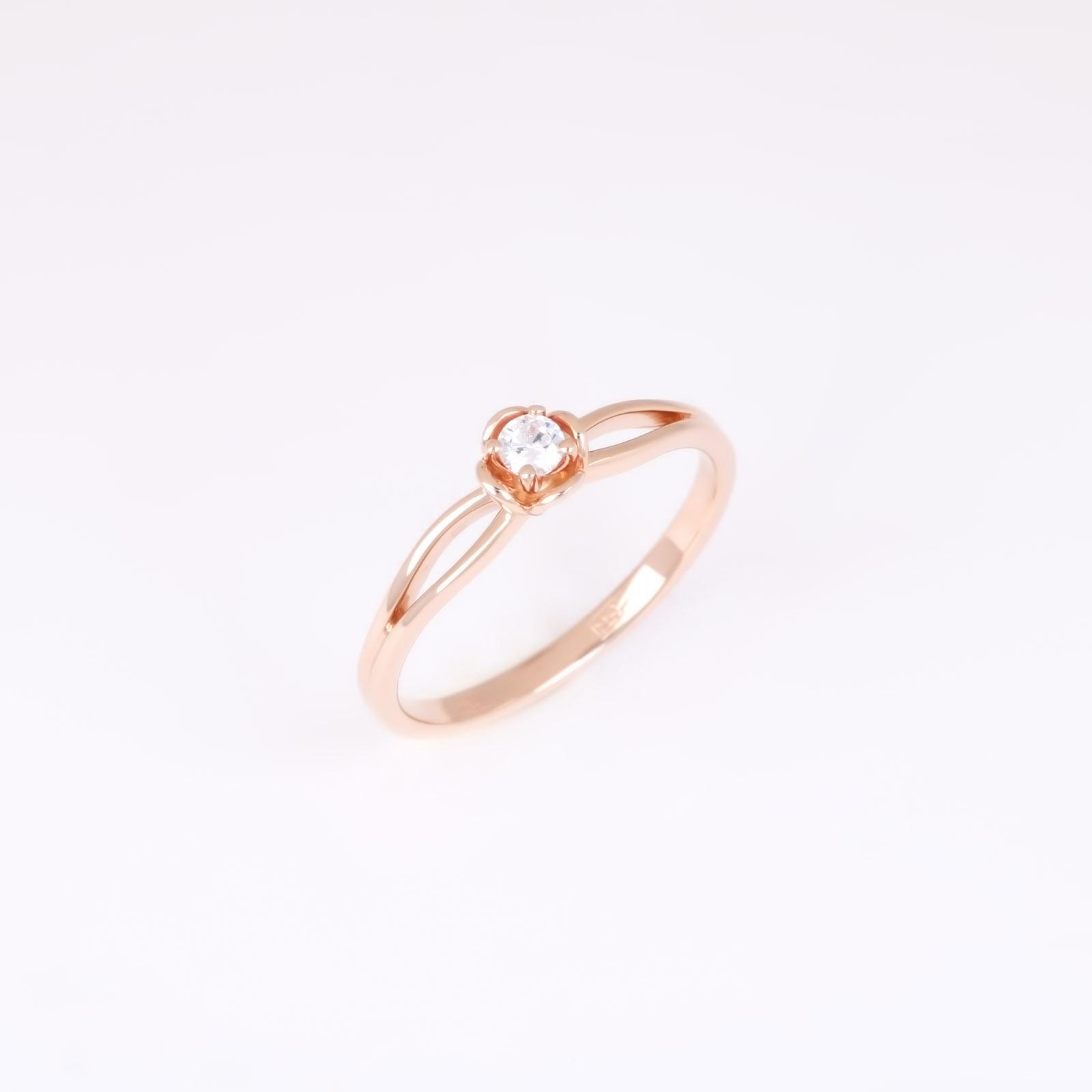 Золотое кольцо «Идеал»