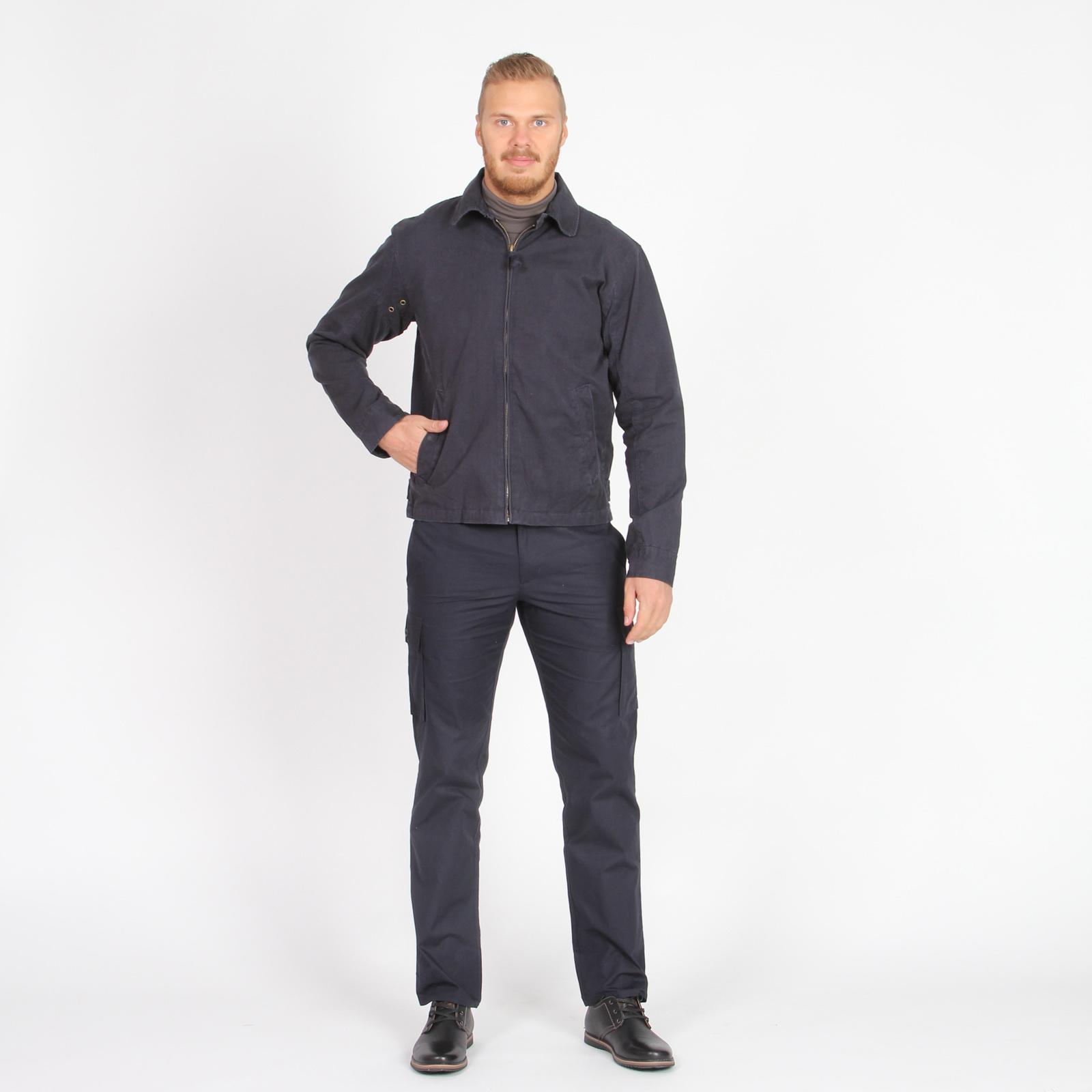 Куртка мужская на молнии