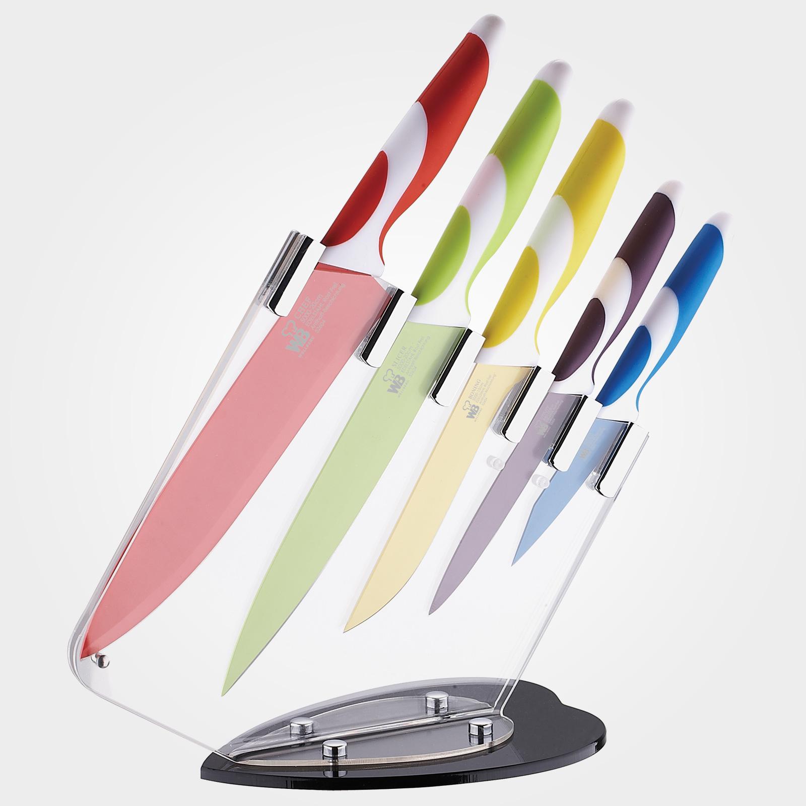 Набор кухонных ножей «Радость»