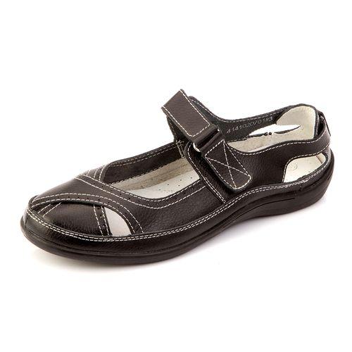 Женские сандалии на липучке