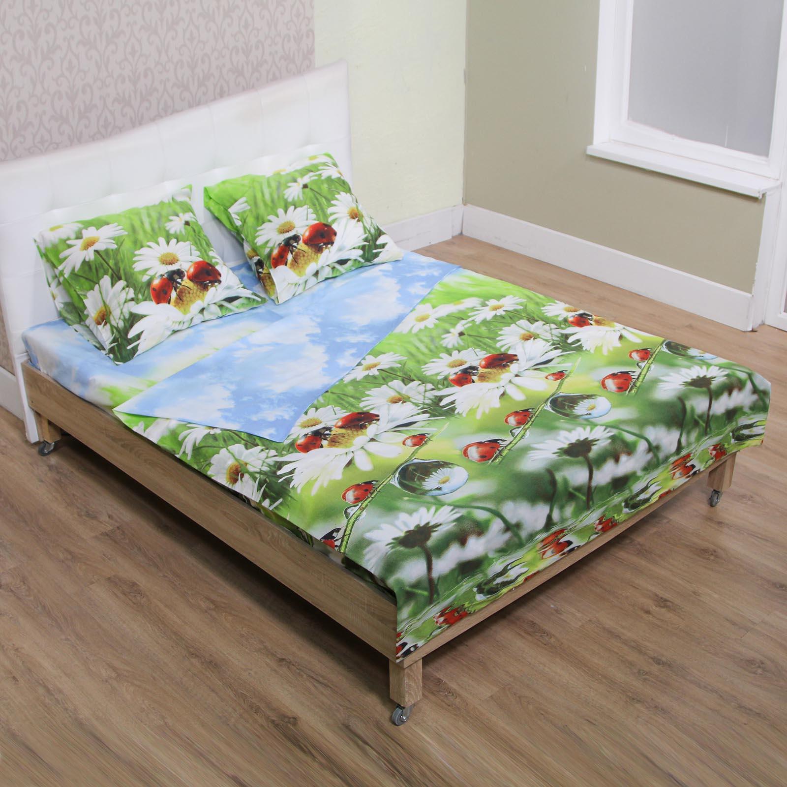 Комплект постельного белья «Ромашковый сад»