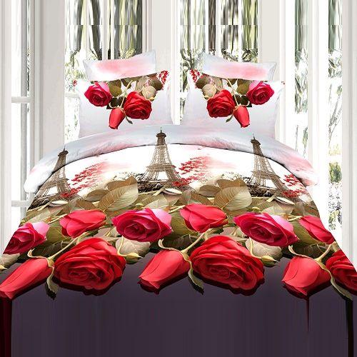 Комплект постельного белья «Романтичное настроение»