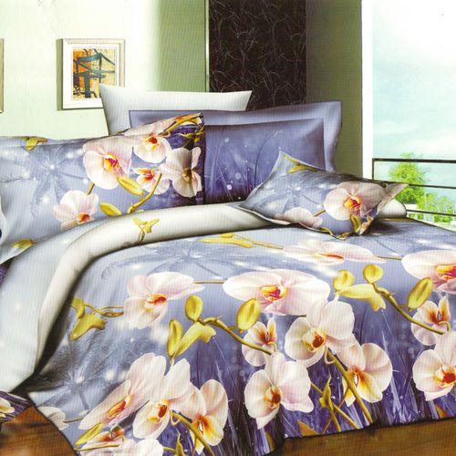 Комплект постельного белья «Вечерняя орхидея»