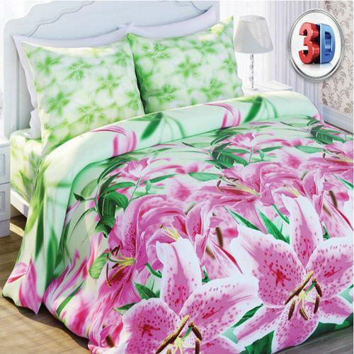 Комплект постельного белья «Лилии»