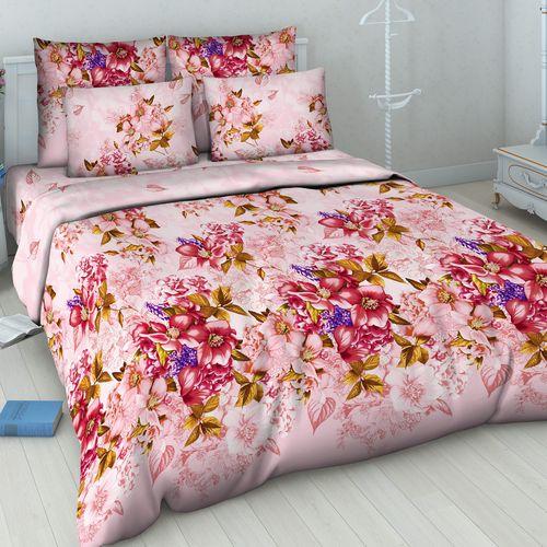 Комплект постельного белья «Нежная гортензия»
