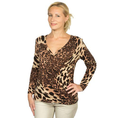 Блуза «Леопард»