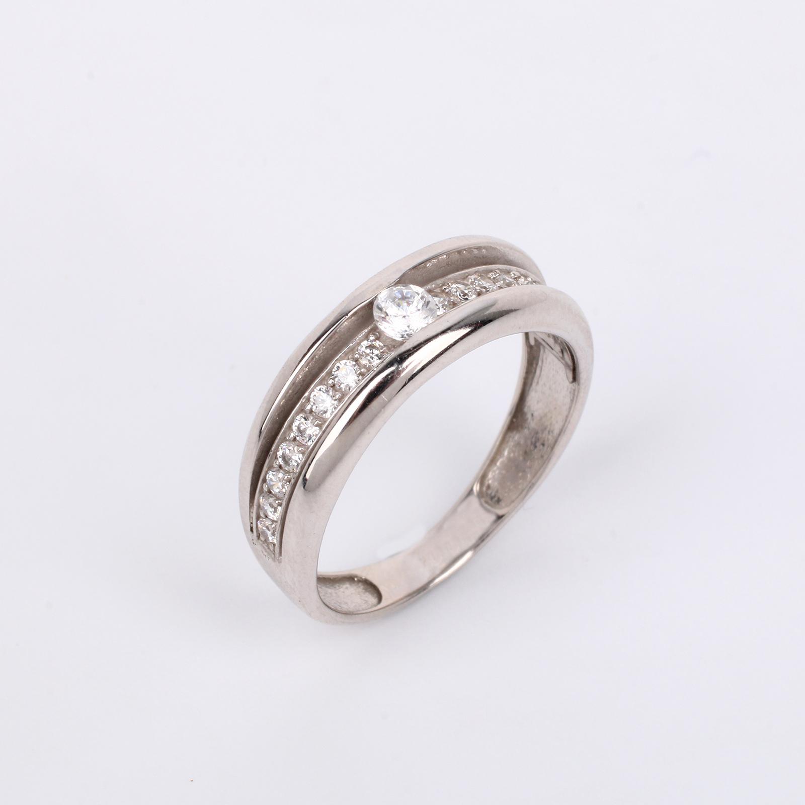 "Серебряное кольцо ""Верность"""