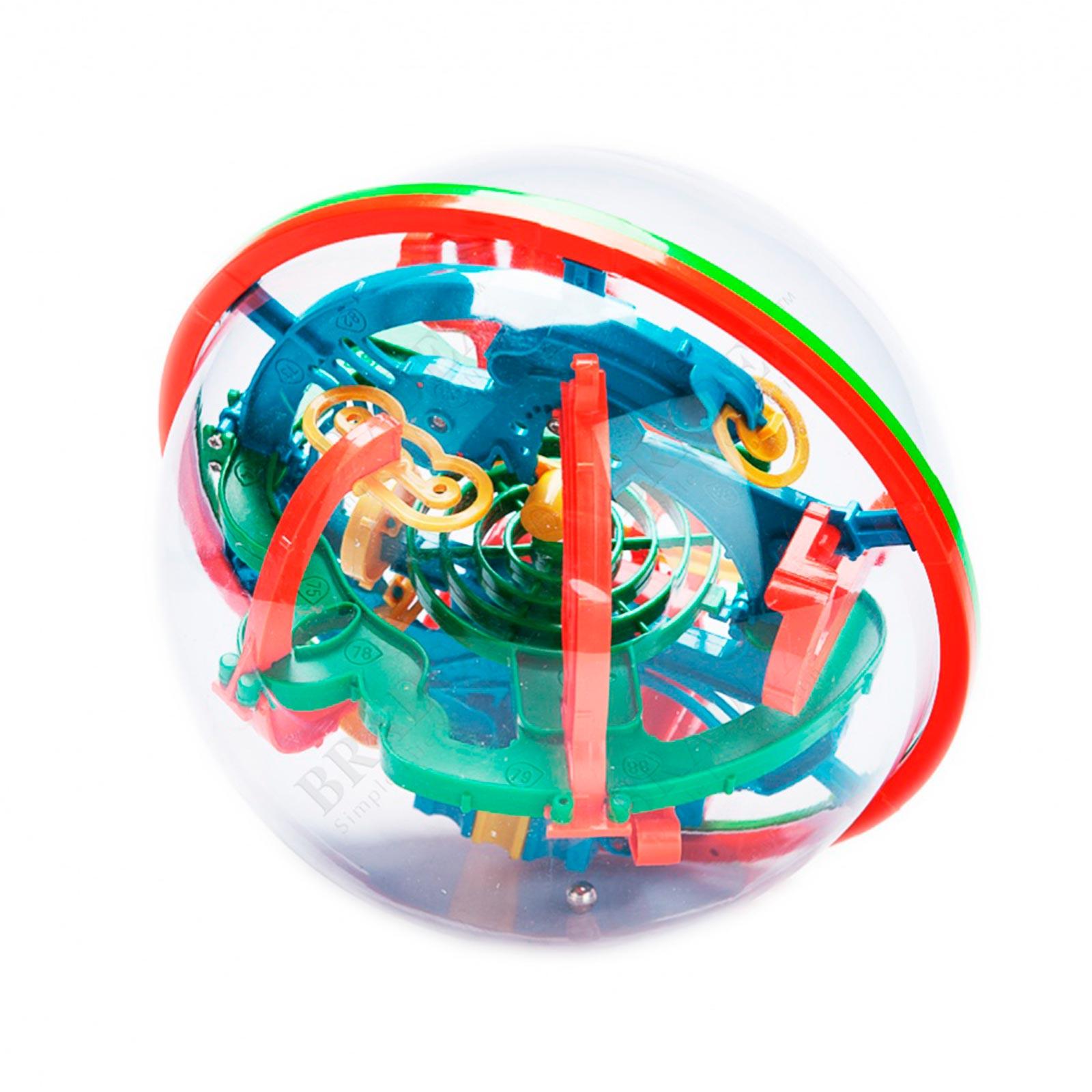 Игрушка-головоломка «Шар-лабиринт»