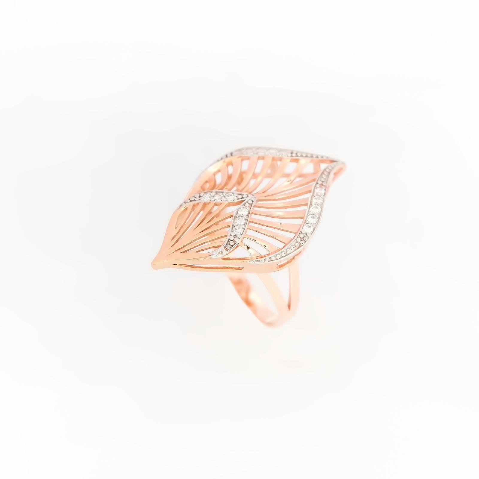 Серебряное кольцо «Патрисия»