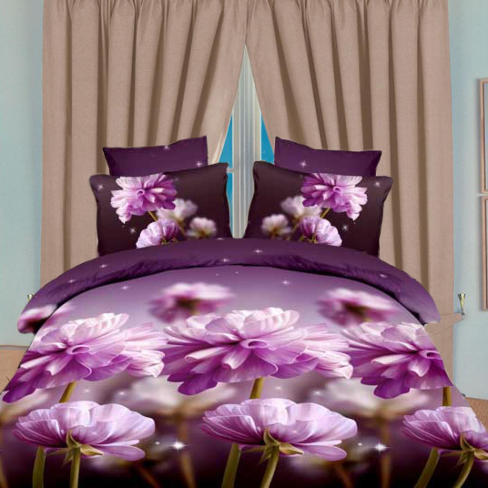 Комплект постельного белья «Нежный бутон»