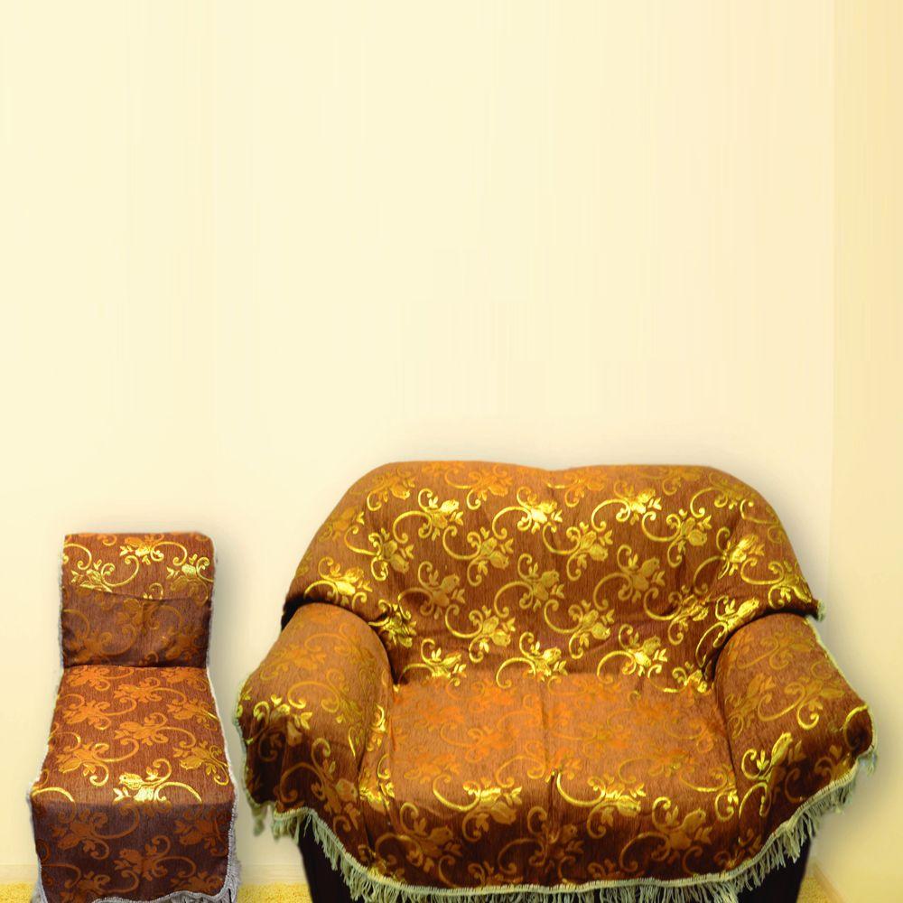 Набор накидок на мебель «Золотистый тюльпан»