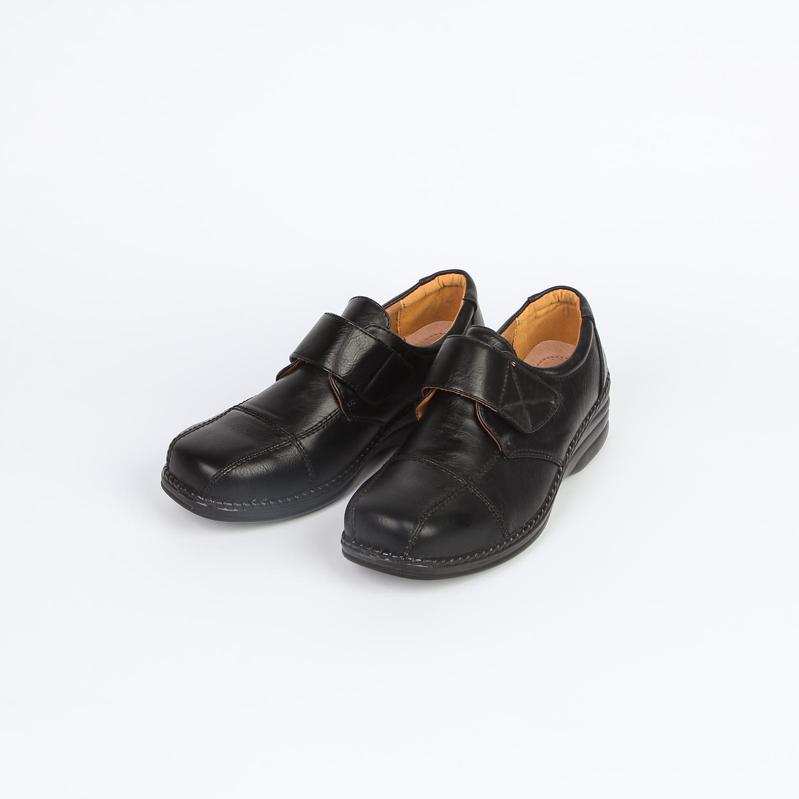 Ботинки женские на липучке