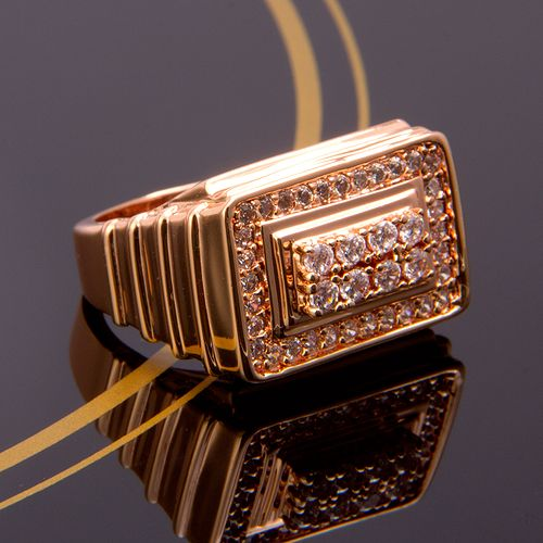 Мужское кольцо «Гермес»