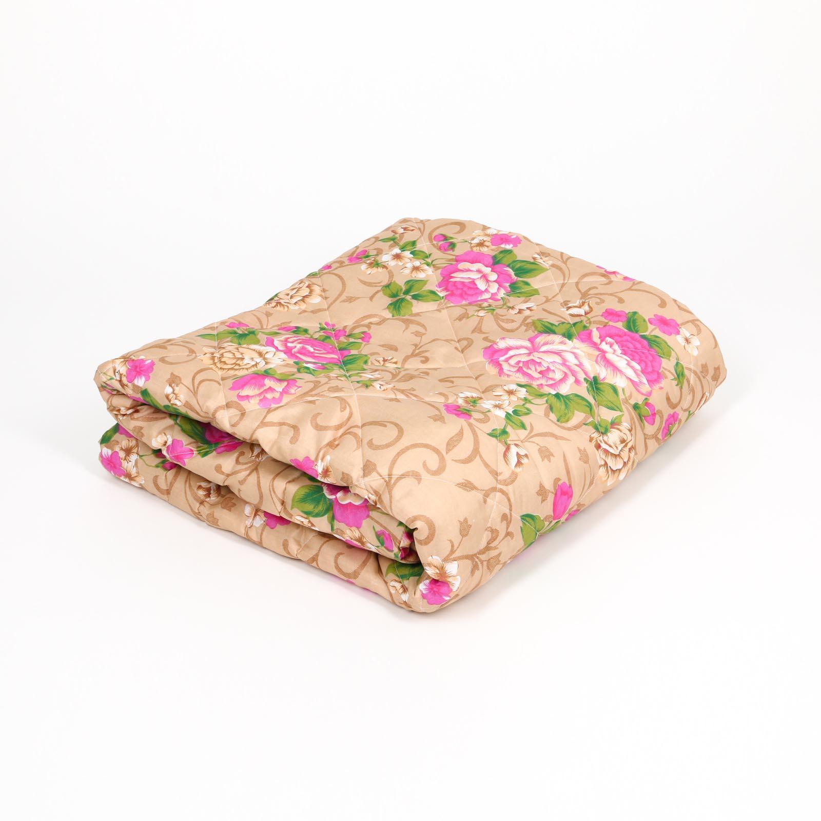 """Одеяло """"Нежный пион"""""""