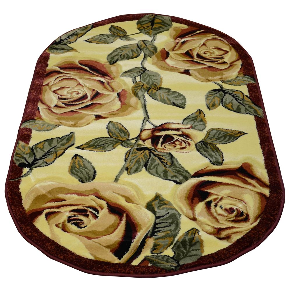 Коврик «Королевская роза»
