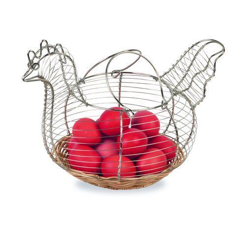 Корзинка для яиц «Курочка»