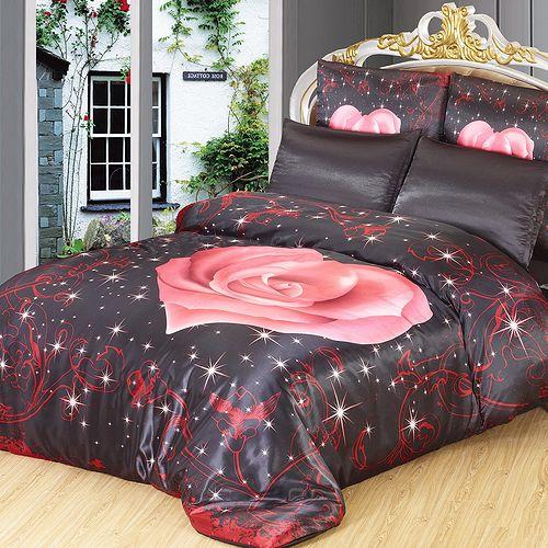 Комплект постельного белья «Аромат ночи»
