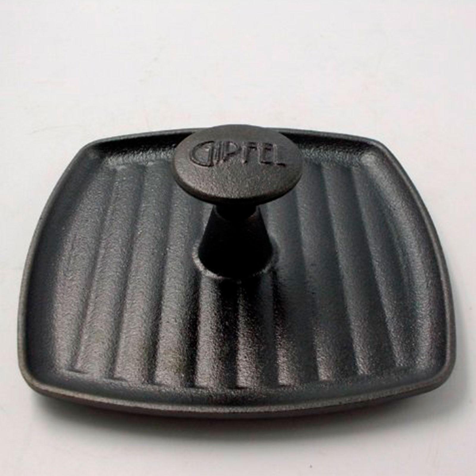 Крышка-пресс для гриля от GIPFEL