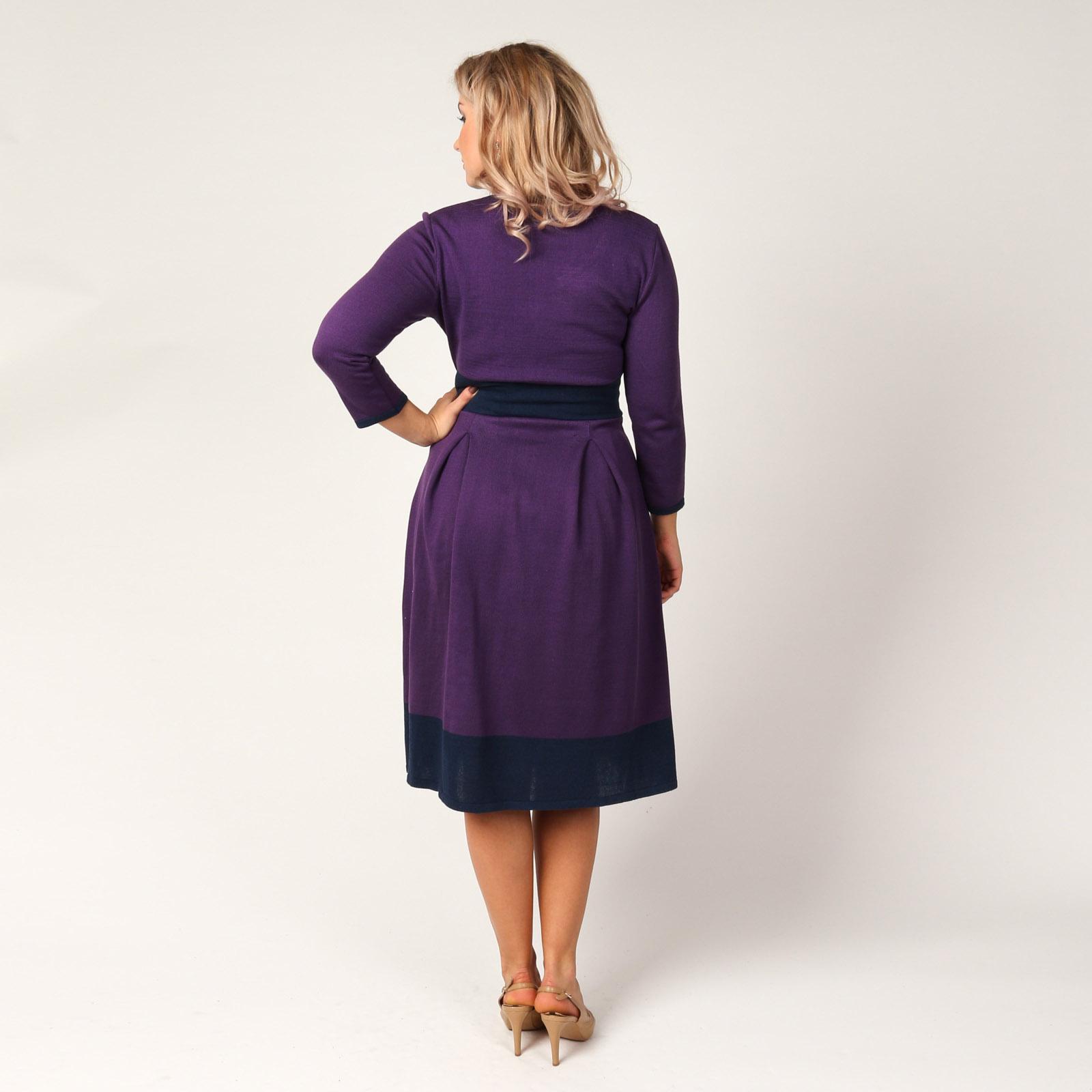 Платье с расклешенной юбкой с доставкой