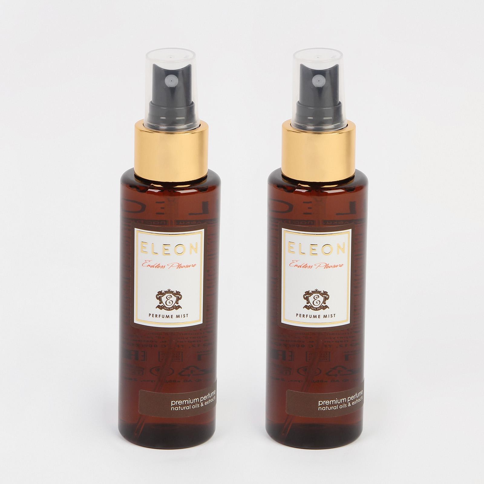 """Парфюмированная вуаль для волос """"Коллекция парфюмера"""" Пачули и Ваниль, 2 шт."""