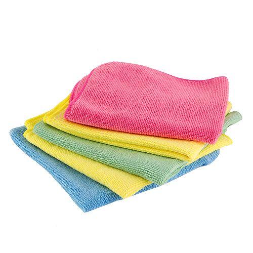 Набор салфеток из микрофибры «Супер чистота»