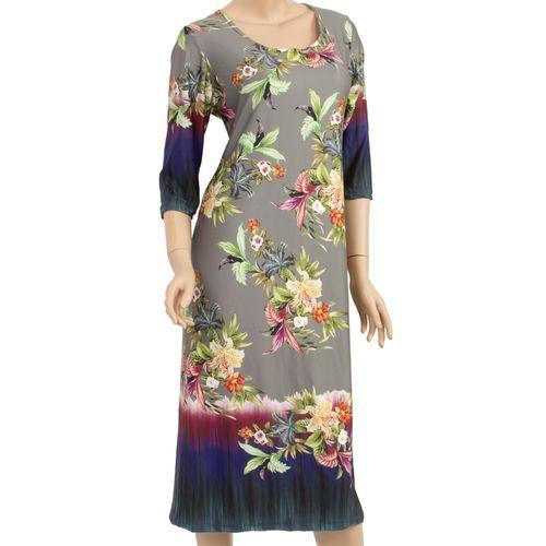 Платье «Райские цветы»