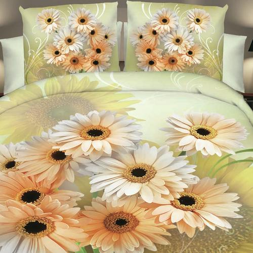 Комплект постельного белья «Букет ромашек»