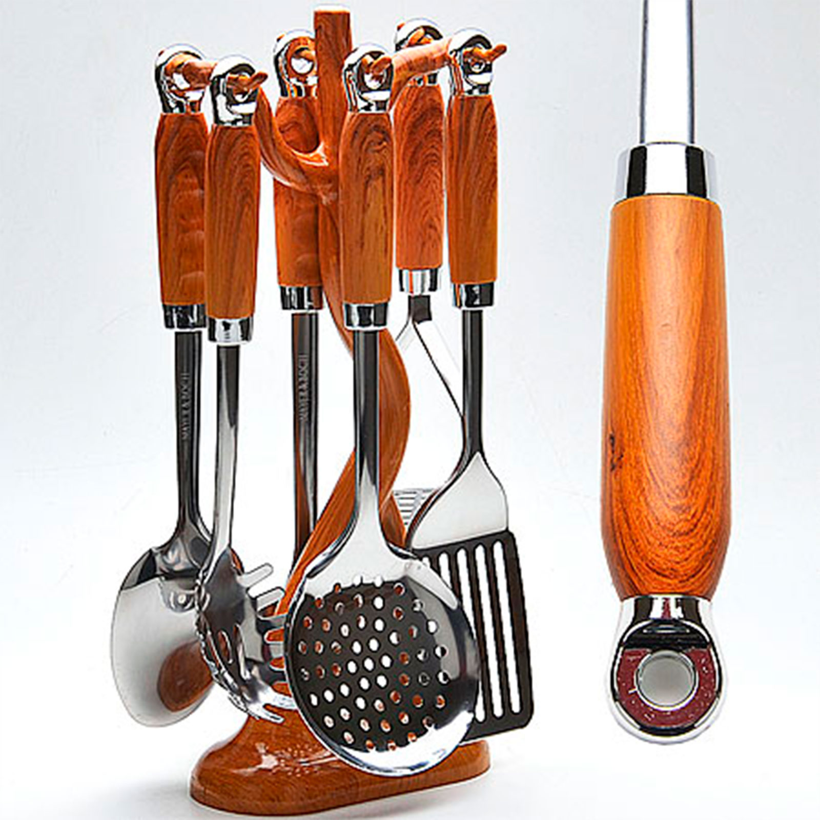 Набор кухонных предметов «Шеф-повар», 7 предметов