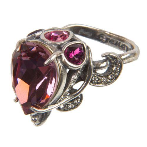 Кольцо «Розовый ландыш»