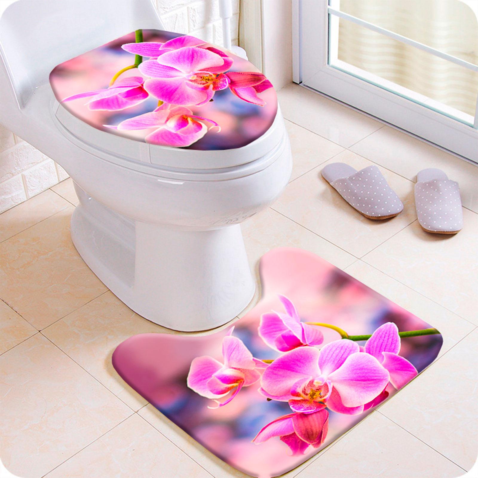 """Комплект для туалета """"Орхидея"""""""