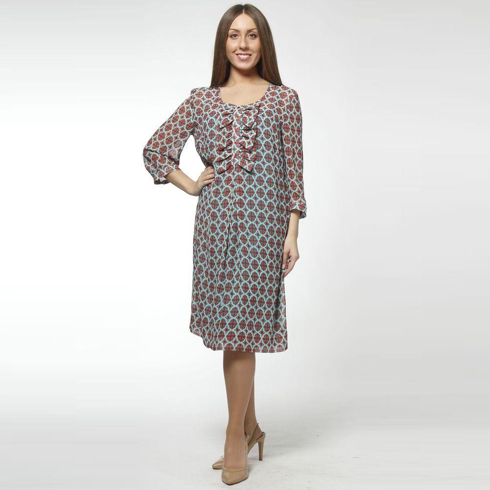Платье шифоновое на подкладке