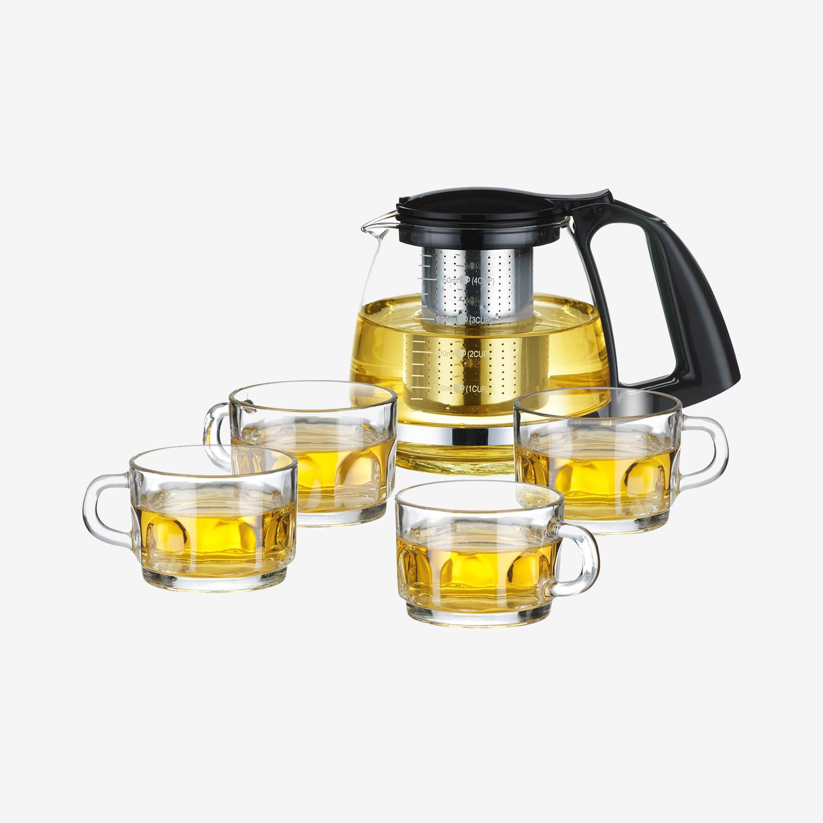 Чайный набор от Calve, 5 предметов