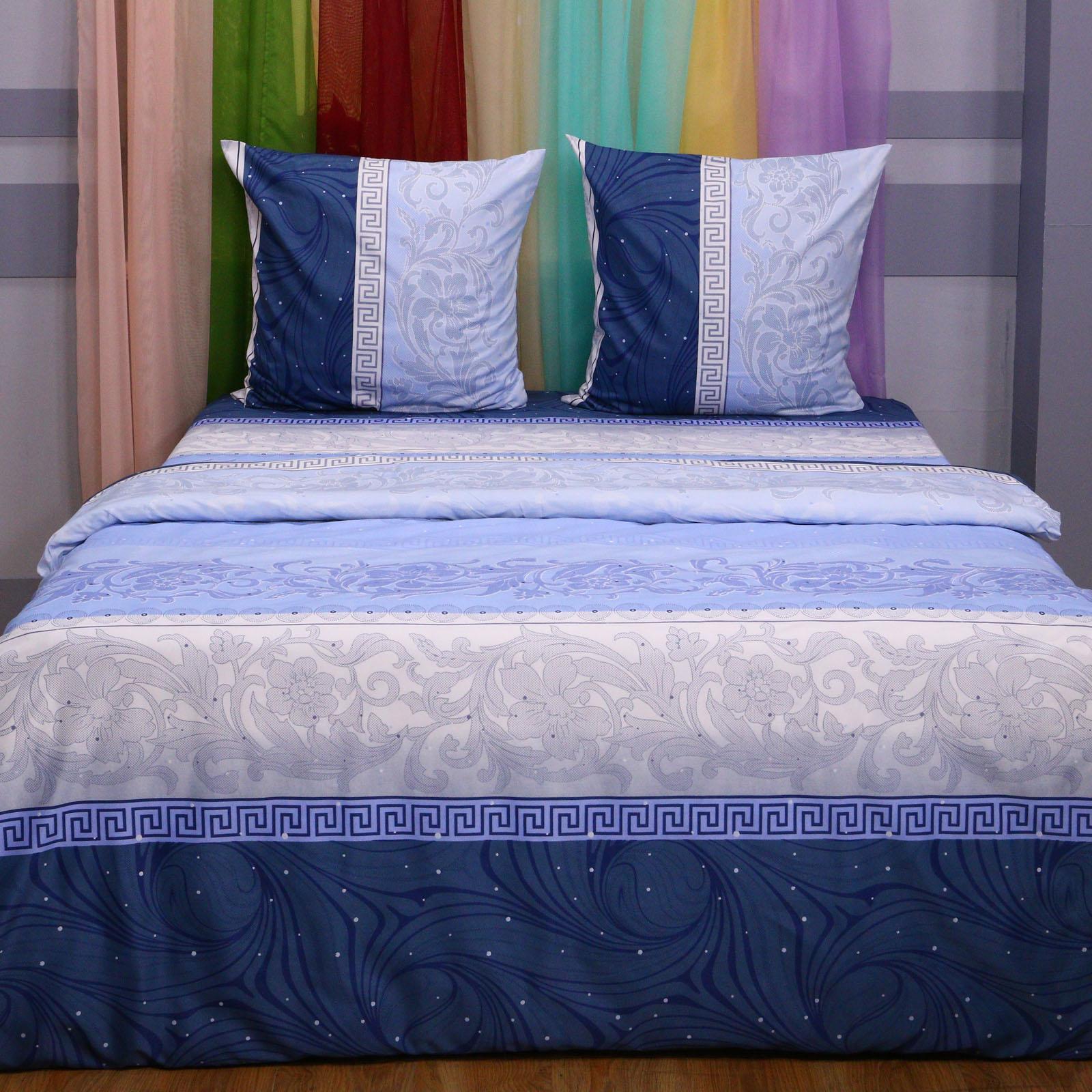 """Комплект постельного белья """"Ночные цветы"""""""