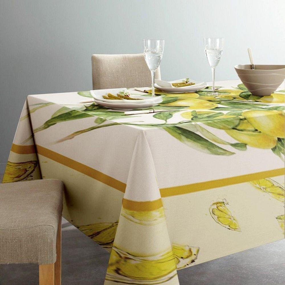 Комплект на кухню «Лимоны»