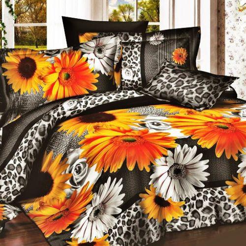 Комплект постельного белья «Золотой цветок»