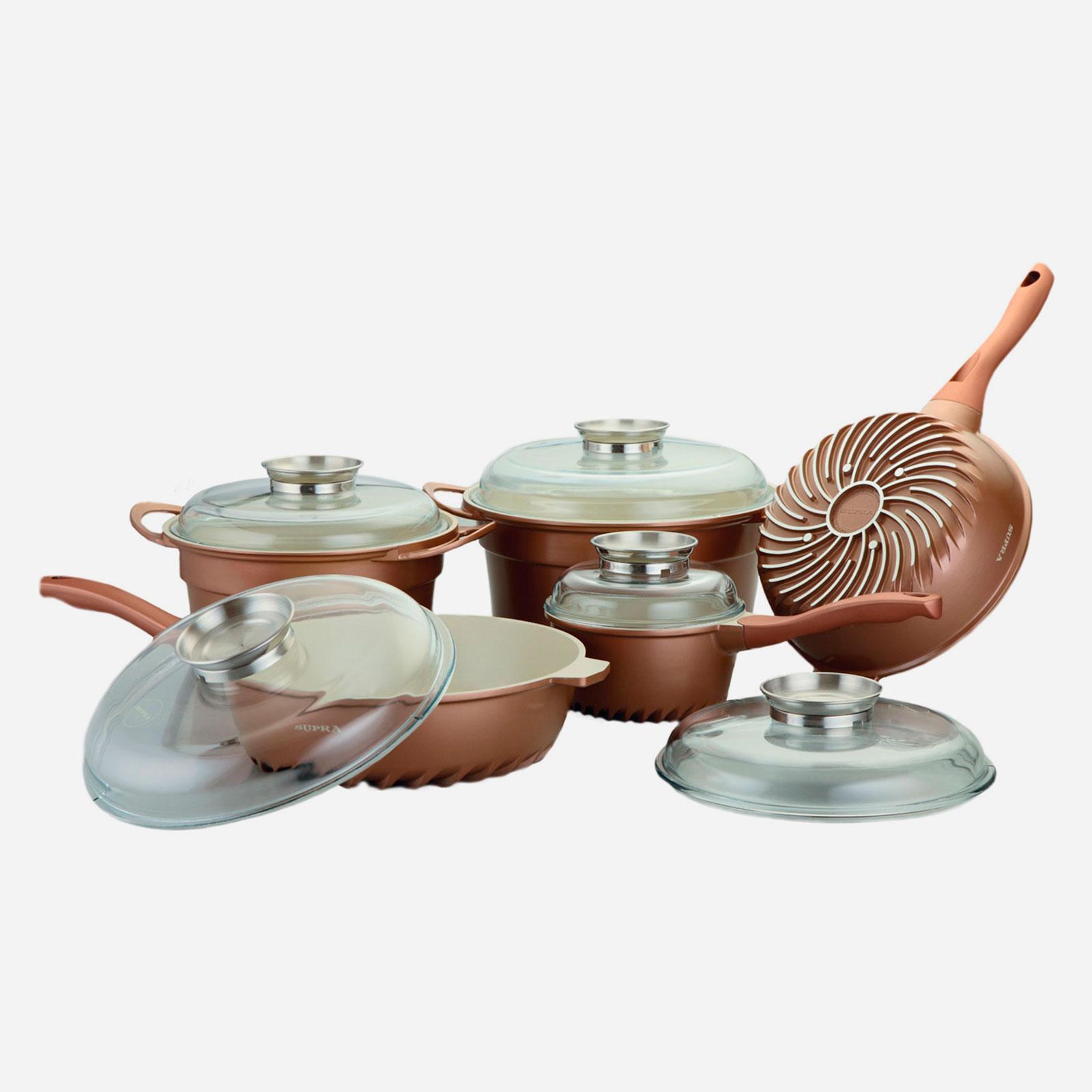 Набор посуды из 12 предметов «Магия вкуса»
