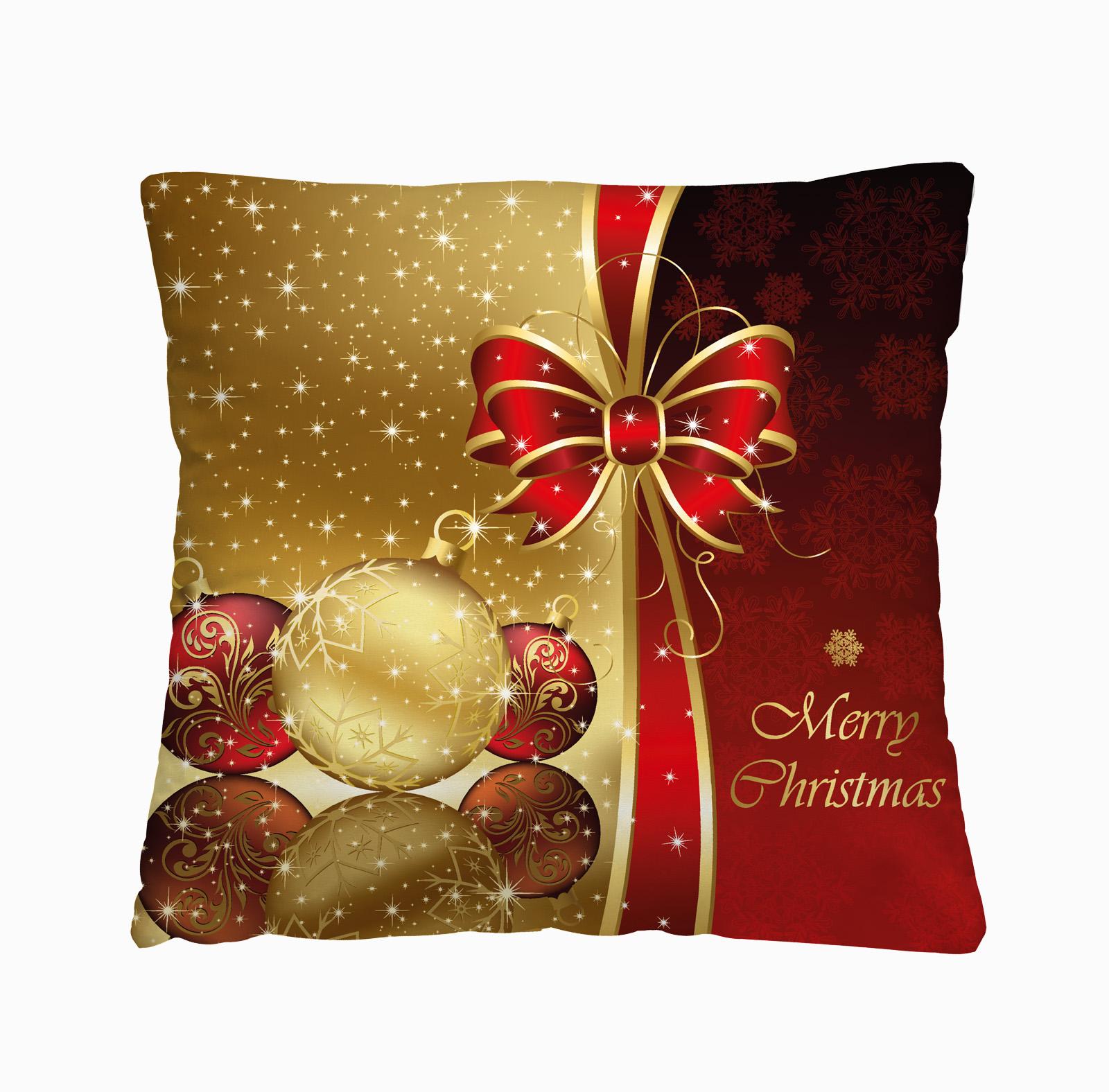 Комплект из 2-х подушек «Рождественский Подарок»