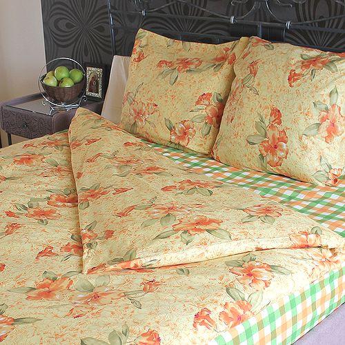 Комплект постельного белья «Пастель»