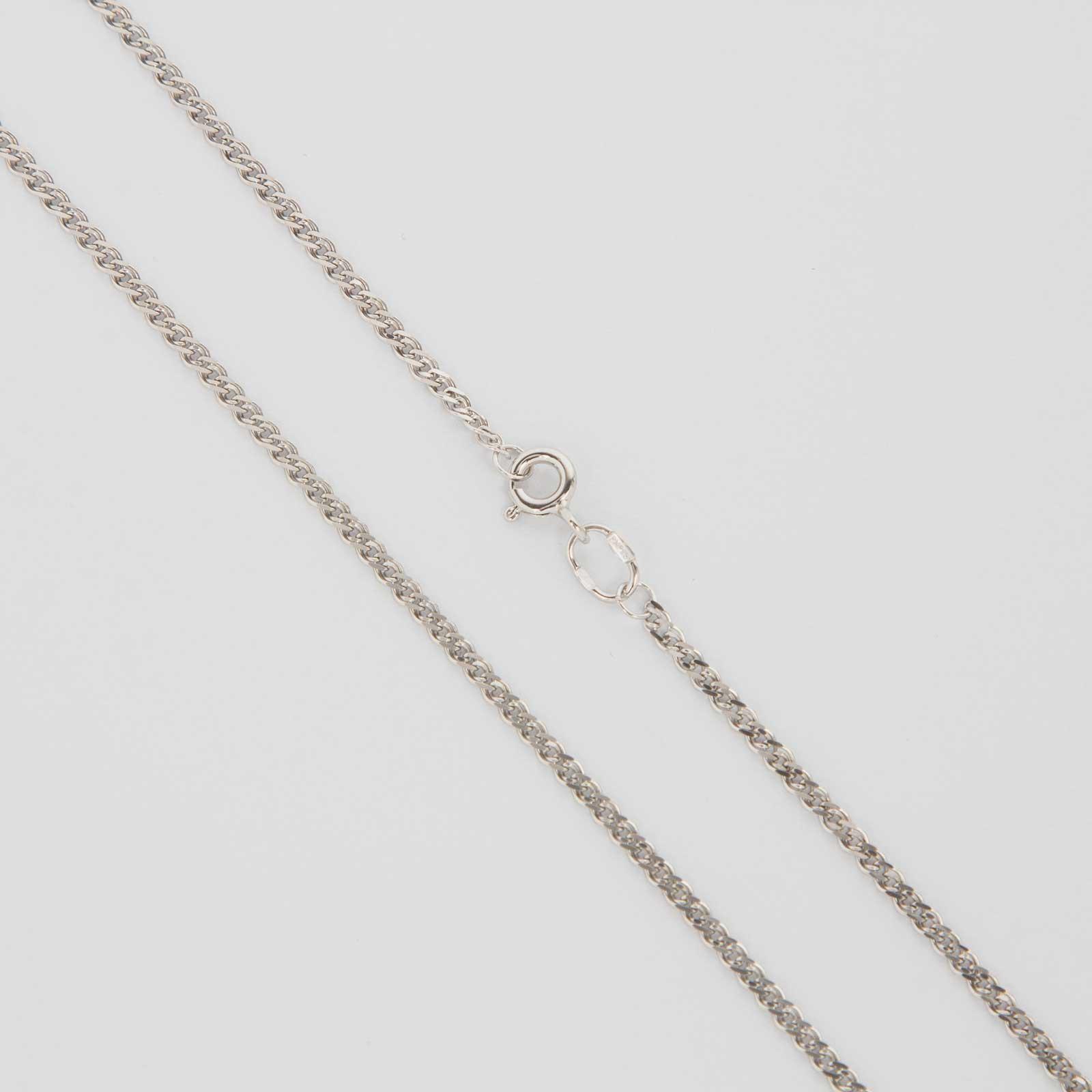 Серебряная цепь «Бриллиант»