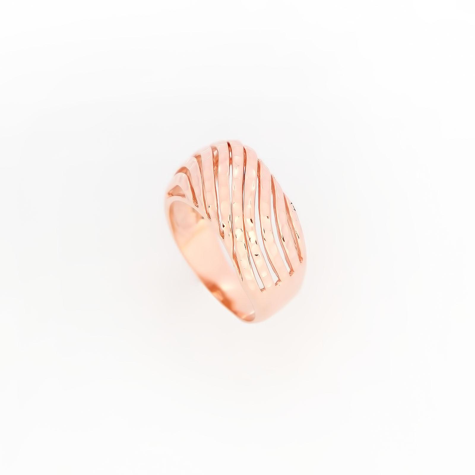 Серебряное кольцо «Крит»