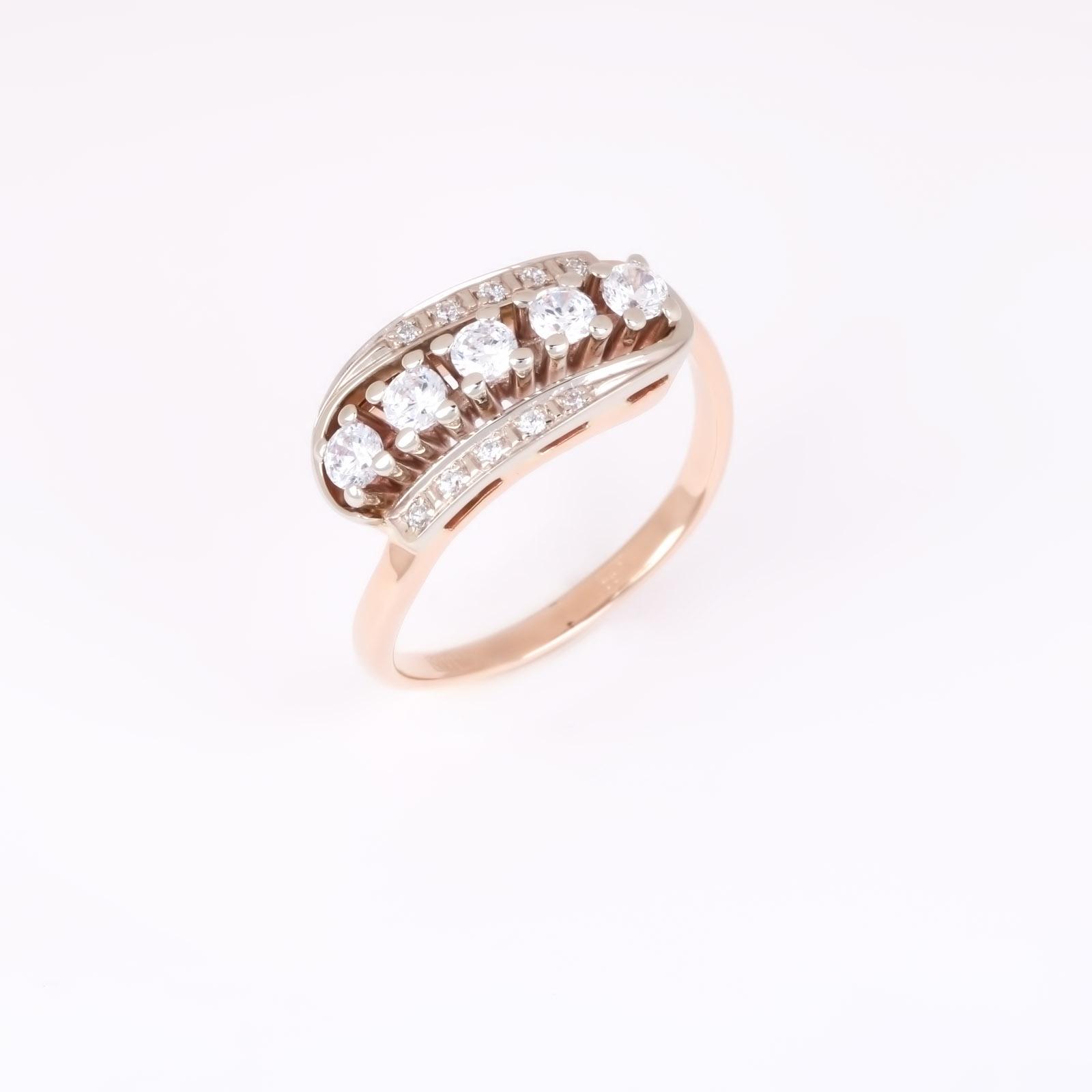 Золотое кольцо «Версаль»