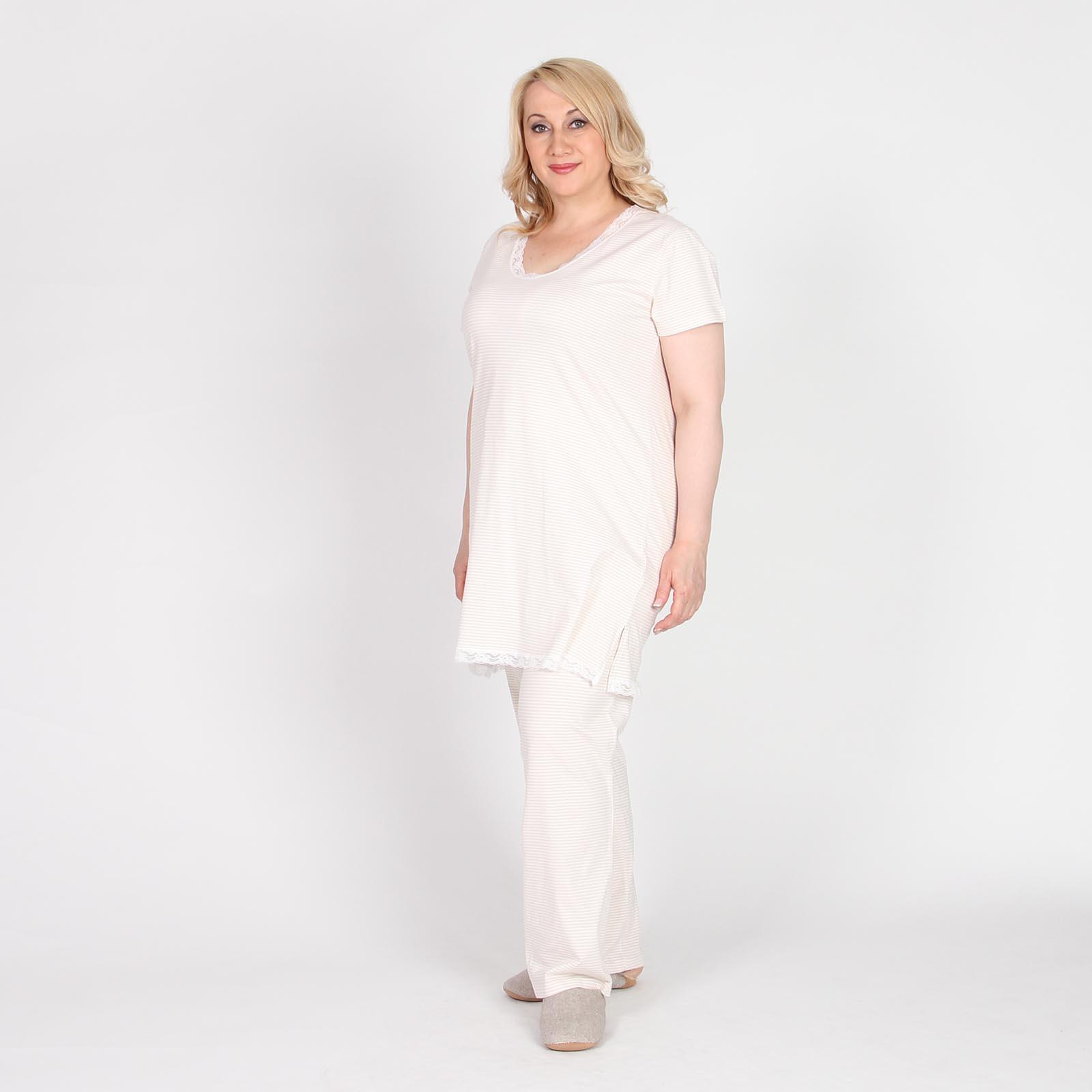Платье-туника, коллекция «Нежное кружево»