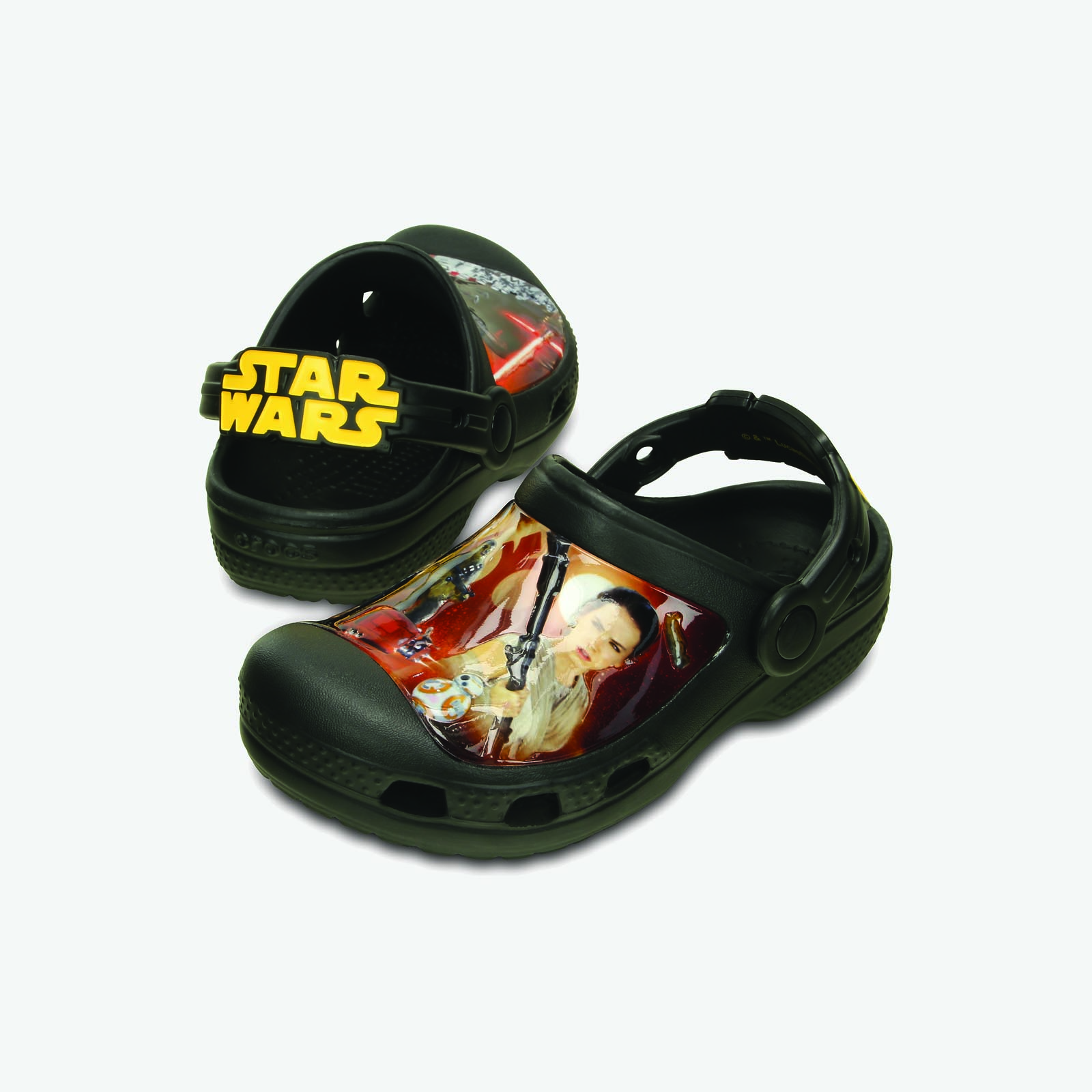 Сабо детские Crocs Crocband™ Star Wars™ Клог К