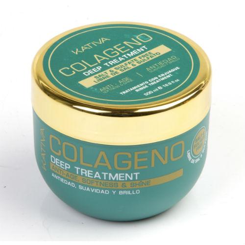 Коллагеновая маска для волос COLLAGENO