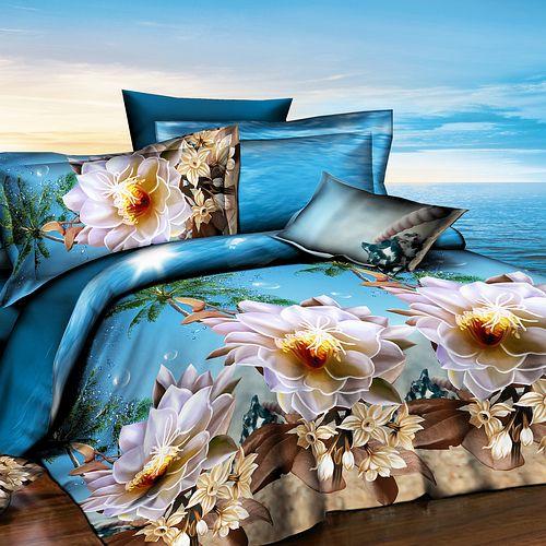 Комплект постельного белья «Ванильное утро»