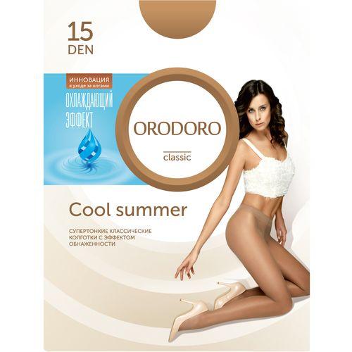 Комплект колготок с охлаждающим эффектом Orodoro